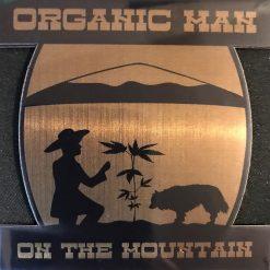 ORGANIC MAN ON THE MOUNTAIN